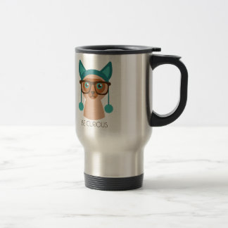 Smarty Smart Cat Coffee Mug