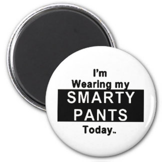 smartypants 2 inch round magnet