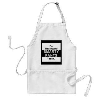 smartypants adult apron