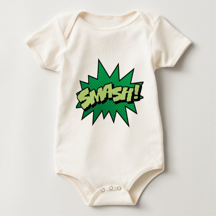 Smash Baby Bodysuit