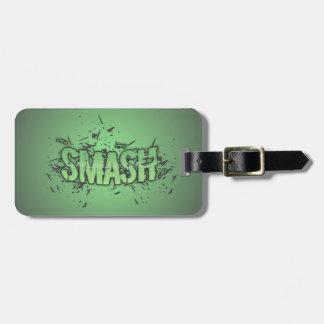 Smash Bag Tag