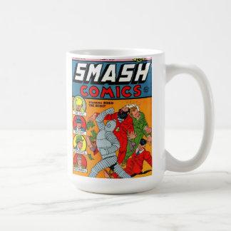 """""""Smash Comics #20"""" Coffee Mug"""