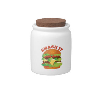 Smash It Candy Jars