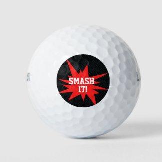 SMASH IT! GOLF BALLS