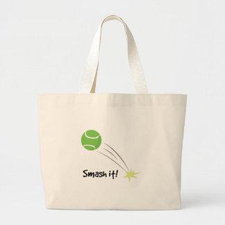 Smash It! Jumbo Tote Bag