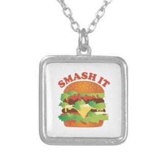 Smash It Pendants