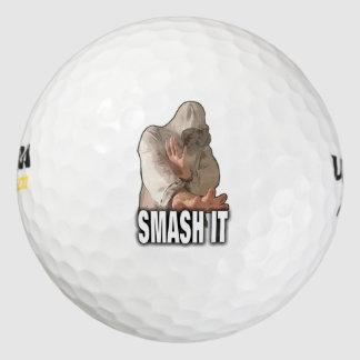 Smash It Wilson Ultra 500 Distance Golf Ball