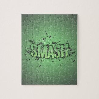 Smash Jigsaw Puzzle