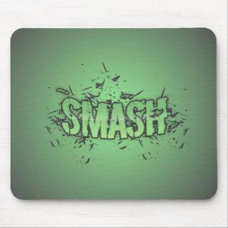 Smash Mouse Pad