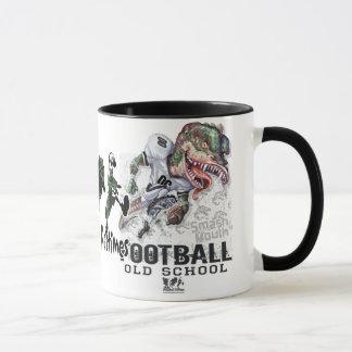 Smash Mouth Dinosaur Football Gear Mug