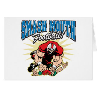 Smash Mouth Football Card