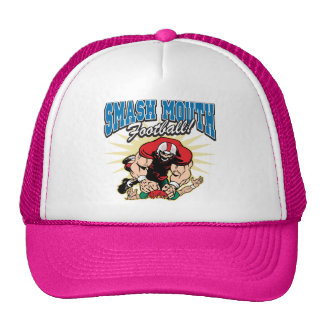 Smash Mouth Football Trucker Hat