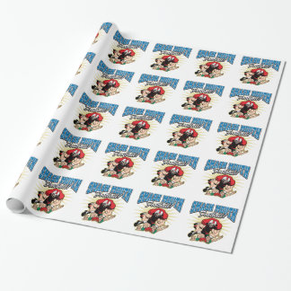 Smash Mouth Football Wrapping Paper