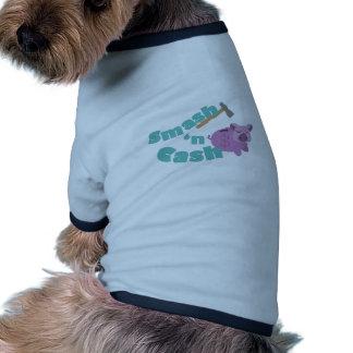 Smash n  Cash Dog Tee Shirt