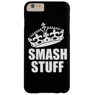 Smash Stuff Barely There iPhone 6 Plus Case