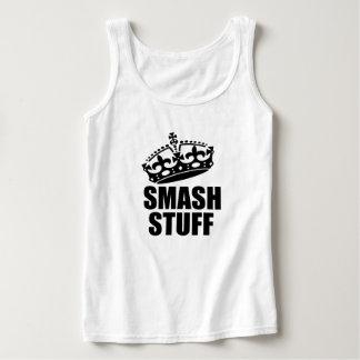 Smash Stuff Tank Top