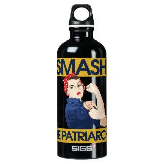 Smash the Patriarchy SIGG Traveler 0.6L Water Bottle