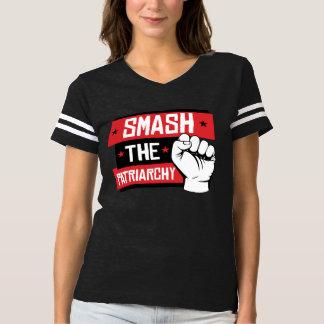 Smash the Patriarchy - T-shirt