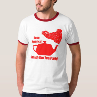 Smash the Tea Party T-Shirt
