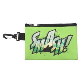 SMASH! Word Graphic Accessories Bag