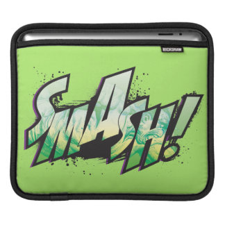 SMASH! Word Graphic Sleeve For iPads