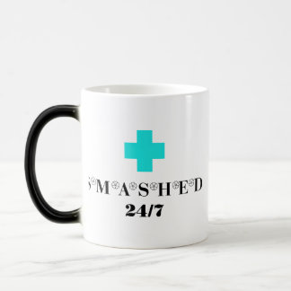 Smashed 24X7 Magic Mug