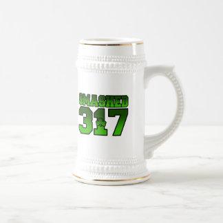 SMASHED 317 Mug