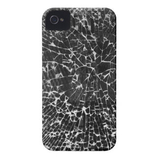 Smashed Glass iPhone 4 Case