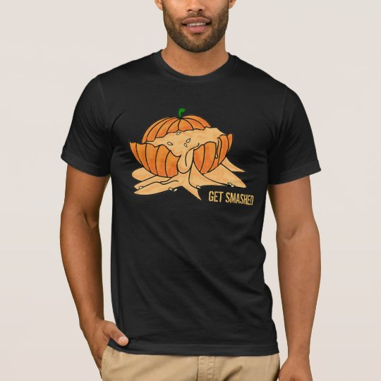 Smashed Pumpkin T-Shirt