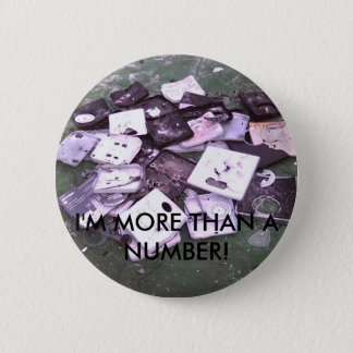 smashedscales, I'M MORE THAN A NUMBER! Button