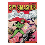 Smasher del espía tarjeta
