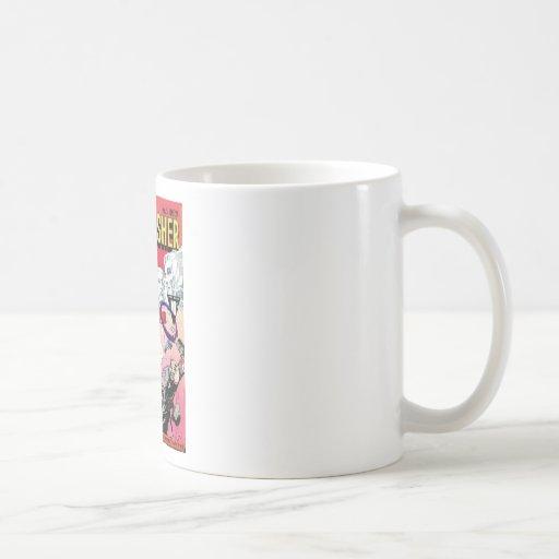 Smasher del espía taza de café