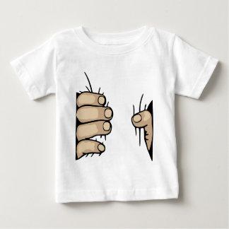 Smasher Hand Baby T-Shirt