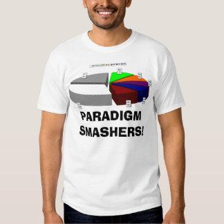 ¡SMASHERS DEL PARADIGMA! PLAYERAS