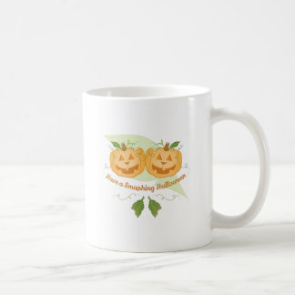 Smashing Halloween Coffee Mug