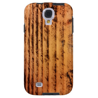 smasung galaxy s4 case custom wood new