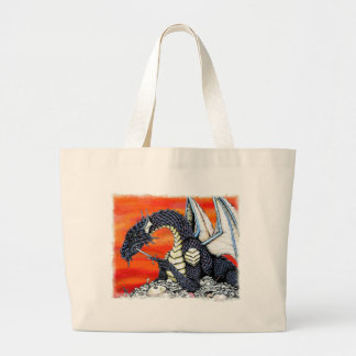 Smaug Large Tote Bag
