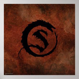 SMAUG™ Logo Poster