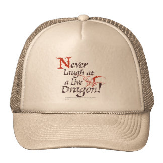 SMAUG™ - Never Laugh At A Live Dragon Trucker Hat