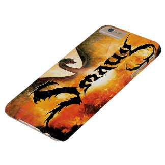SMAUG™ Over Laketown Barely There iPhone 6 Plus Case