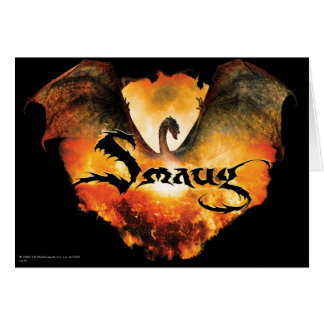 SMAUG™ Over Laketown Card