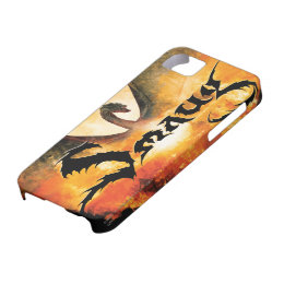 SMAUG™ Over Laketown iPhone SE/5/5s Case
