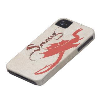 SMAUG™ Silhouette & Name iPhone 4 Covers