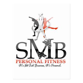 SMB PERSONAL FITNESS POSTCARD