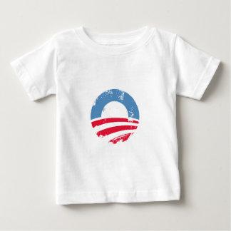 Smeared Obama Logo Baby T-Shirt