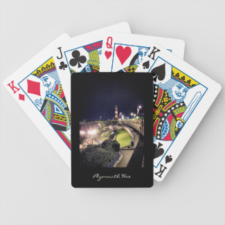 Smeaton's Tower by Night - Monogram Deck Of Cards