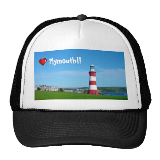 Smeaton's Tower, Plymouth Hoe Cap