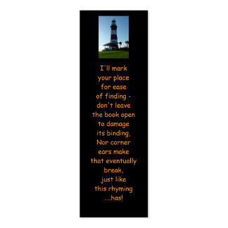Smeaton's Tower, Plymouth Hoe Double-Sided Mini Business Cards (Pack Of 20)