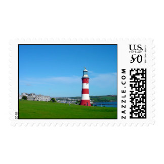 Smeaton's Tower, The Hoe, Plymouth Postage