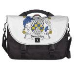 Smedley Family Crest Laptop Bag